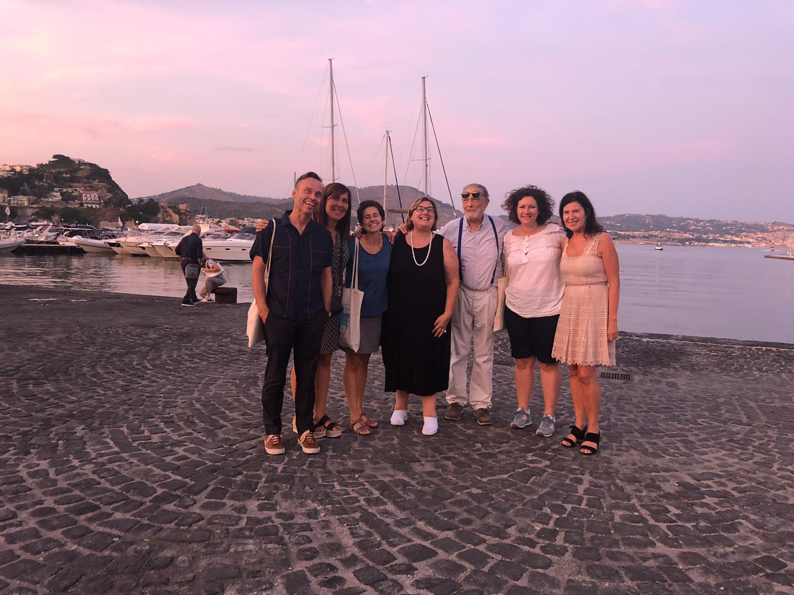 TRANSNATIONAL MEETING IN NAPLES